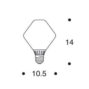 Artek - Leuchtmittel zur TW003 Pendelleuchte - Masse
