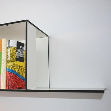 Jonas Jonas - Wallboard, weiss - Detail, untere Kante