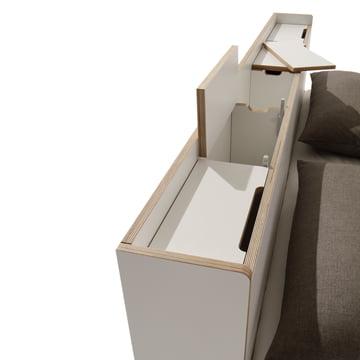 Nook Doppelbett von Müller Möbelwerkstätten