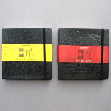 Moleskine - Zeichen-Set und Schreib-Set