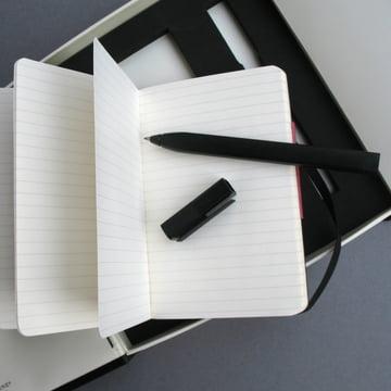 Moleskine - Schreib-Set - Skizzenbuch und Stift