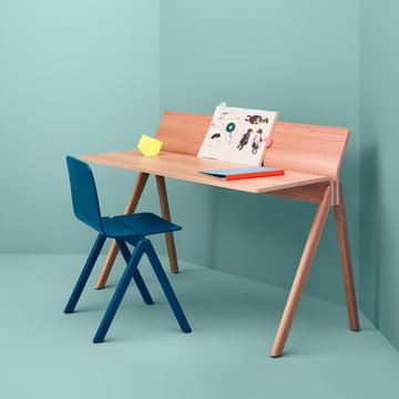 Hay - Copenhague, Gruppe Schreibtisch mit Stuhl
