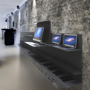 Frost - Unu Regalsystem, Ambientebild Laptops