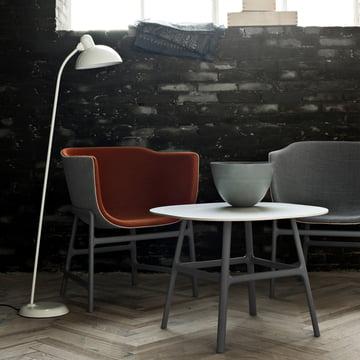 Fritz Hansen - Minuscule Tisch und Stuhl