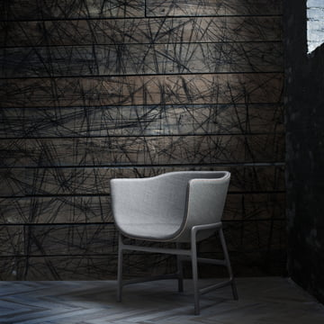 Fritz Hansen - Minuscule Stuhl, liht grey 123