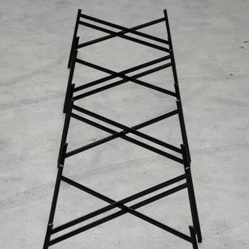 Schindlersalmeron - Tischgestell, Ambientebild / Reihe