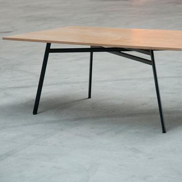 Schindlersalmeron - Tischgestell mit Tischplatte