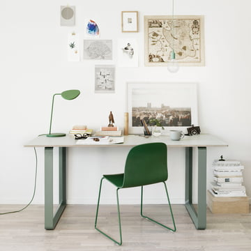 Modernes Arbeitszimmer von Muuto