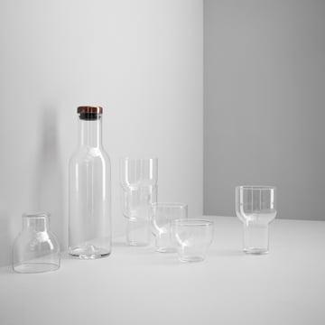 Menu - Stackable Glass - Gruppe