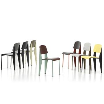 Prouvé Standard SP chair von Vitra