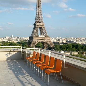Vitra - .03 Stuhl, Ambientebild / Paris