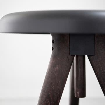 Menu - Flip Around, Esche dunkel - Detail, Seite