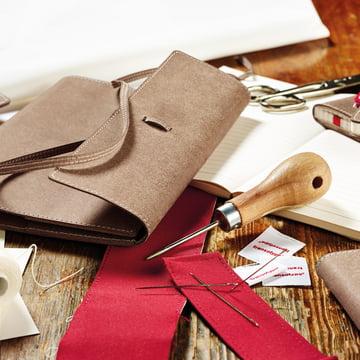 Holtz - sense Book Flap - Materialien