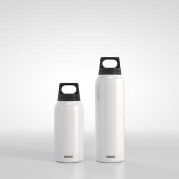 Sigg - Thermo 0.3 l und 0.5 l, classic white