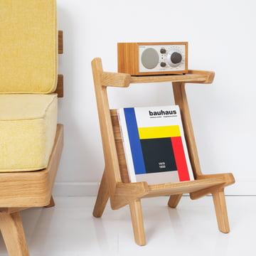 The Hansen Family - Tivoli Remix Sound Coffee Table, Eiche