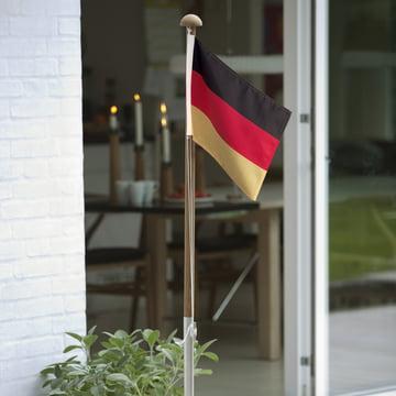 Skagerak - Willkommen Fahne, Deutschland - Terrasse