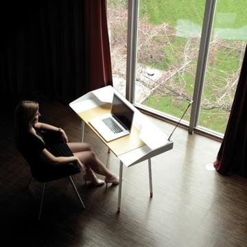 Radius Design - Miss Moneypenny Sekretär, Ambientebild Fenster