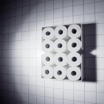 Radius - Puro - Toilettenpapierschrank