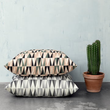 Ferm Living - Spear Floor Cushion, Kissen, 80x80