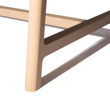 Hay - Frame Table, Tisch, Esche