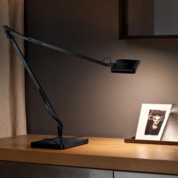 Flos - Kelvin LED Arbeitsleuchte, schwarz