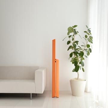 Metaphys - Lucano 3 Step, orange - zusammengeklappt