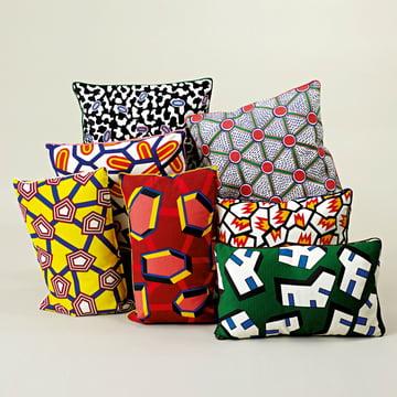 Printed Cushions von Nathalie Du Pasquier für Hay