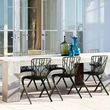 Knoll - Washington Skeleton Chair