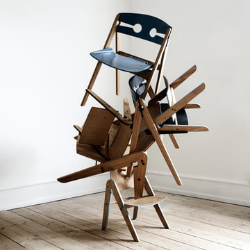 Edel und zeitlos - Dining Chair no. 1 und Lilly's Chair