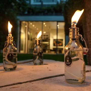 Less n more - Luzie Öllampe