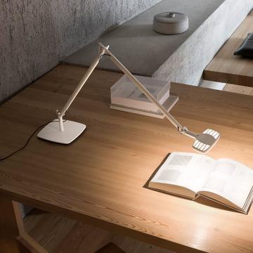 Luceplan - Otto Watt Schreibtischleuchte, weiss
