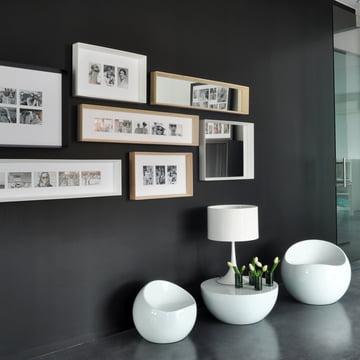 XLBoom - Ambientebild, Ball Chair, Slice Table