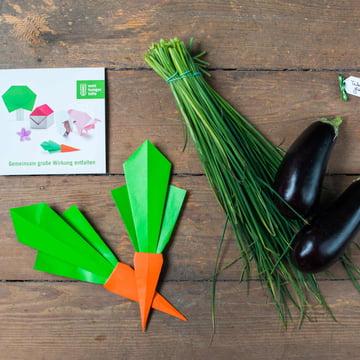Spende Welthungerhilfe: Ein Gemüsebeet