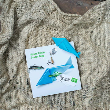 Spende Welthungerhilfe: Fischzucht Starterset