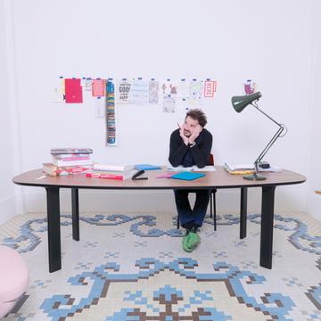 Fritz Hansen - Analog Tisch