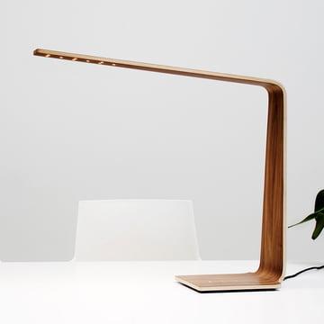 Edle Tischleuchte LED 4 von Tunto für den Schreibtisch