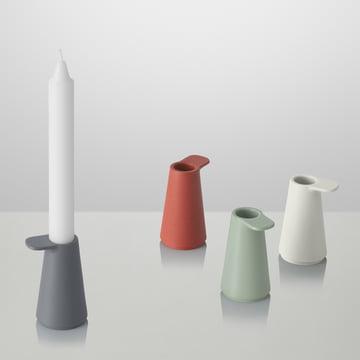 Muuto - Grip Kerzenhalter, Farben