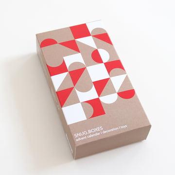 Snug.studio - snug.boxes Adventskalender, Verpackung