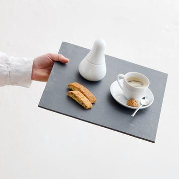 Kahla - Magic Grip Espresso, weiss