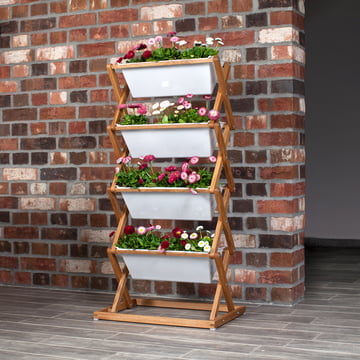 Der vertical garden von urbanature in der 4er Version
