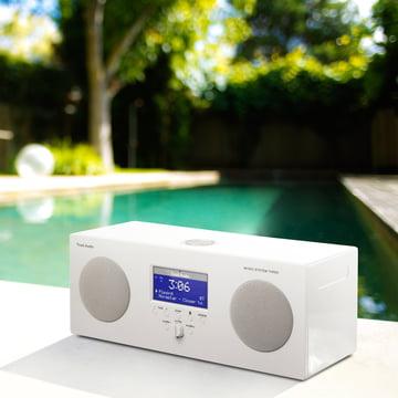 Tivoli Audio - Music System 3, weiss