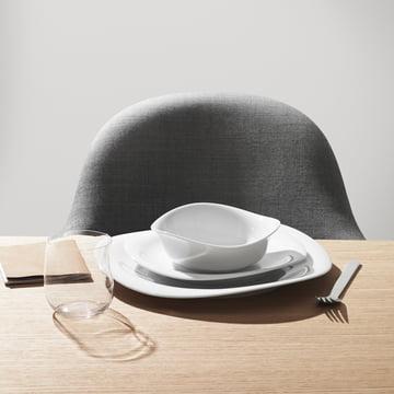 Georg Jensen - Cobra Trinkglas, transparent