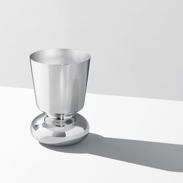 Georg Jensen - Alfredo Vase 220, Edelstahl