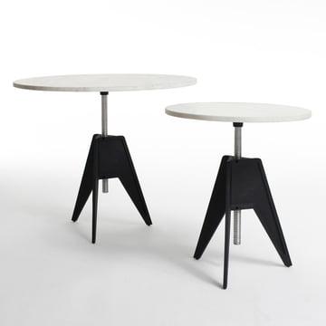 Screw Table in Gross und in Klein von Tom Dixon