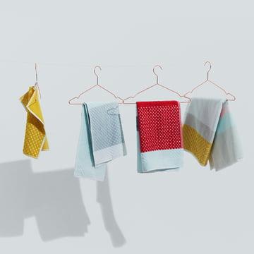 Scholten & Baijings Handtücher von Hay