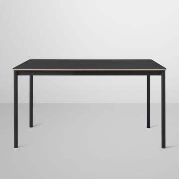 Der Base Table in schwarz von Muuto