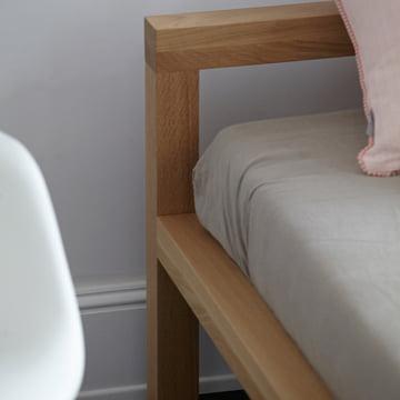 Hans Hansen Pure Bett - Detail