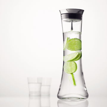 Wasserkaraffe mit Edelstahldeckel von Menu