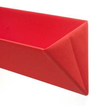 Objekten - Leaning Wandtasche, orange