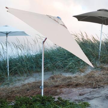 Elba Sonnenschirm von Jan Kurtz in rund